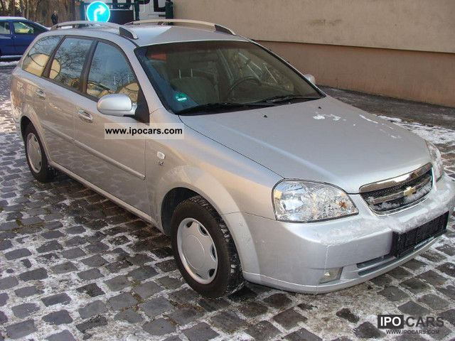 2006 Chevrolet  Nubira 1.6 CDX Estate 50Tkm climate Estate Car Used vehicle photo