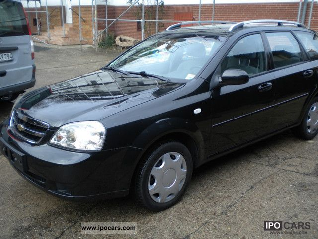 2008 Chevrolet  Nubira Kombi 2.0 D CDX.Top state Estate Car Used vehicle photo