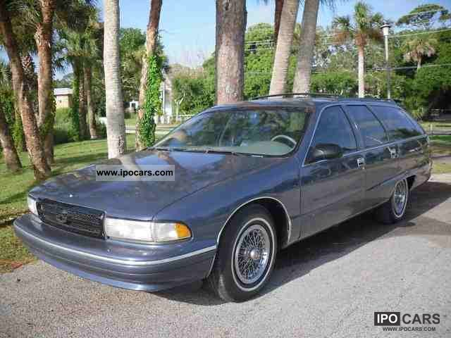 1995 Chevrolet  Caprice Estate Car Used vehicle photo