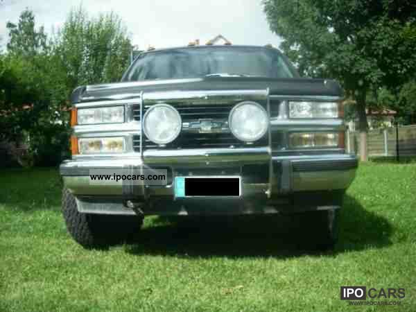 1995 Chevrolet  Silverado Off-road Vehicle/Pickup Truck Used vehicle photo
