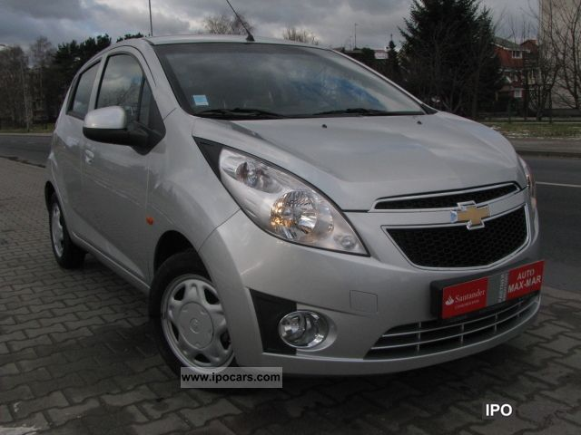 2011 Chevrolet  Spark JAK NOWY! 2011 ROK! Other Used vehicle photo