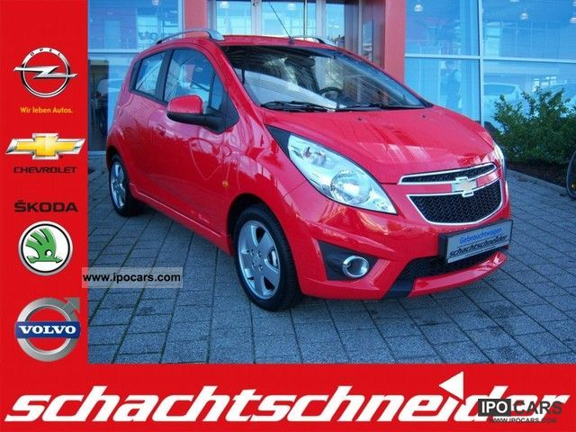2010 Chevrolet  Spark 1.2 LT Fzg. from prominent pre-owned Small Car Used vehicle photo