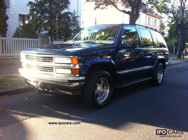 2000 Chevrolet  Tahoe LT 5.7 V8 Premium 4WD *** TOP LOOK *** Off-road Vehicle/Pickup Truck Used vehicle photo