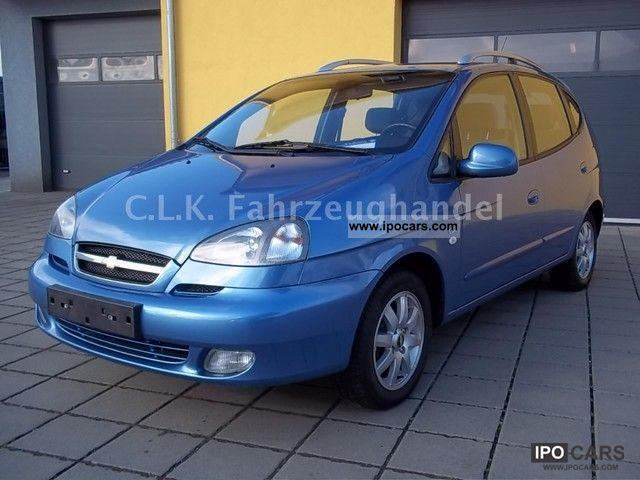 2008 Chevrolet  Tacuma 2.0 CDX petrol / LPG (gas) Van / Minibus Used vehicle photo