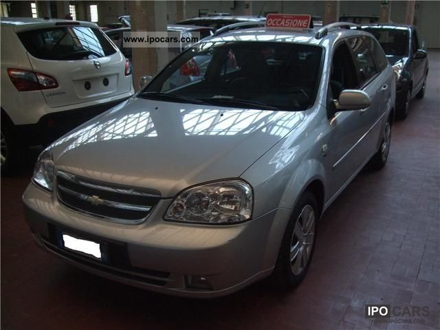 Chevrolet  Nubira 1.6 SE ECOLOGIC GPL S.W. 2006 Liquefied Petroleum Gas Cars (LPG, GPL, propane) photo