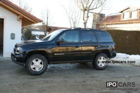 2003 Chevrolet Trailblazer Ltz Car Photo And Specs