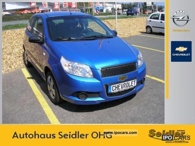 2011 Chevrolet  Aveo 1.2 Cool Cool Limousine Used vehicle photo