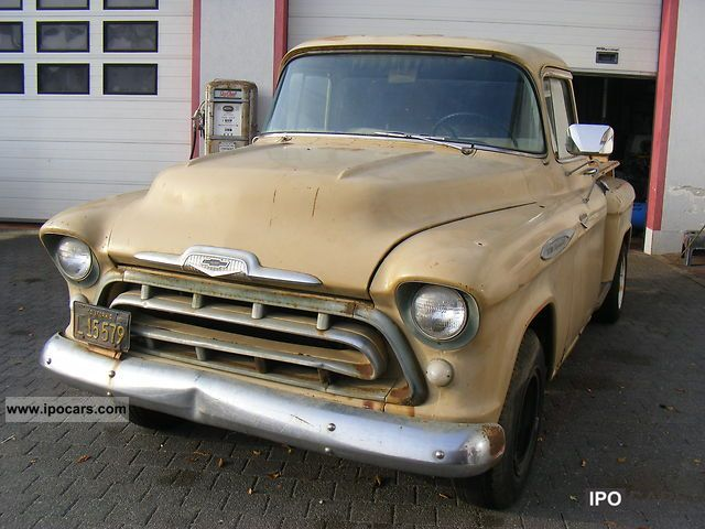 Chevrolet  Pick Up 1957 Vintage, Classic and Old Cars photo