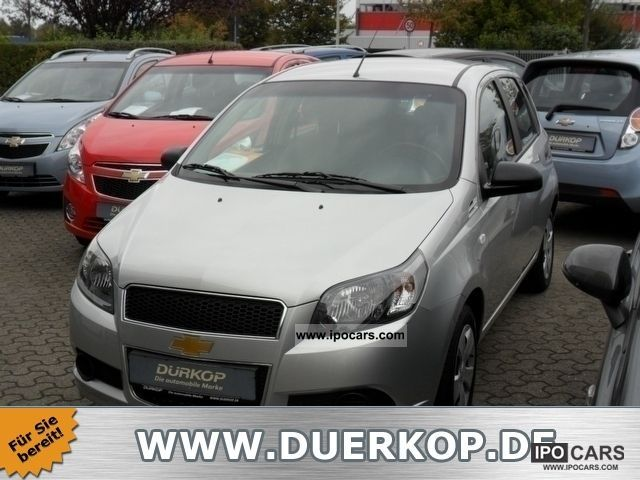 2011 Chevrolet  Aveo 1.2 LS climate Small Car Used vehicle photo