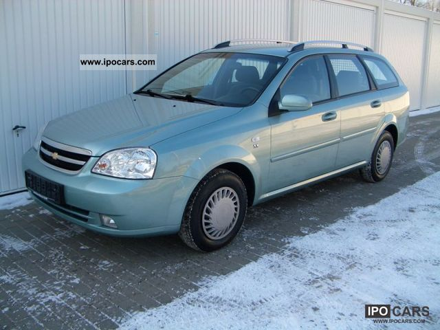 2008 Chevrolet  Nubira 1.6 SX PDC / climate / radio Estate Car Used vehicle photo