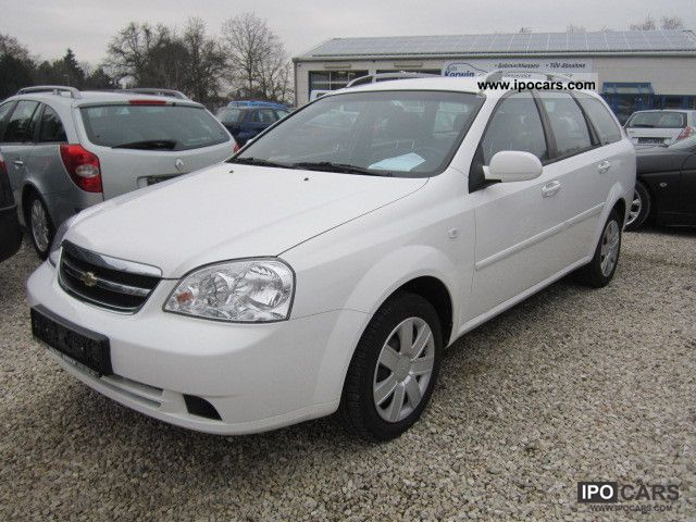 2010 Chevrolet  Lacetti 1.6 SX AIR, 1 HAND Limousine Used vehicle photo