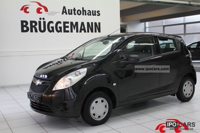 2012 Chevrolet  Spark 1.0 + Small Car Used vehicle photo