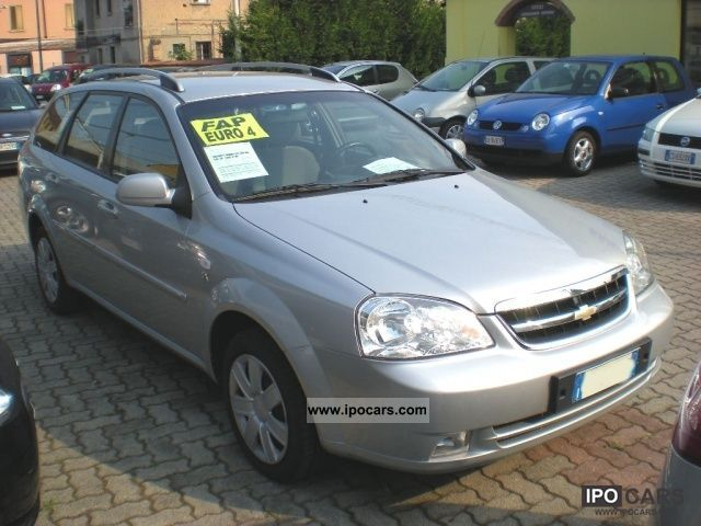 2008 Chevrolet  Nubira 2.0 TCDI 16V S.W. SX - EURO 4 FAP Estate Car Used vehicle photo