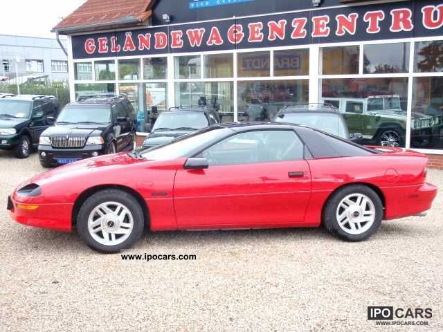 1994 Chevrolet  Camaro Z28 5.7 V8 air, leather, sports exhaust Sports car/Coupe Used vehicle photo
