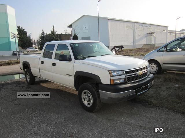2006 Chevrolet  Silverado Off-road Vehicle/Pickup Truck Used vehicle photo