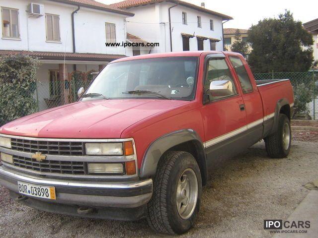 Chevrolet  Silverado 1500 v8 jpl k 1990 Liquefied Petroleum Gas Cars (LPG, GPL, propane) photo