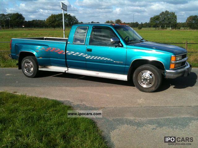 1996 Chevrolet  Silverado C 3500 Dually Off-road Vehicle/Pickup Truck Used vehicle photo