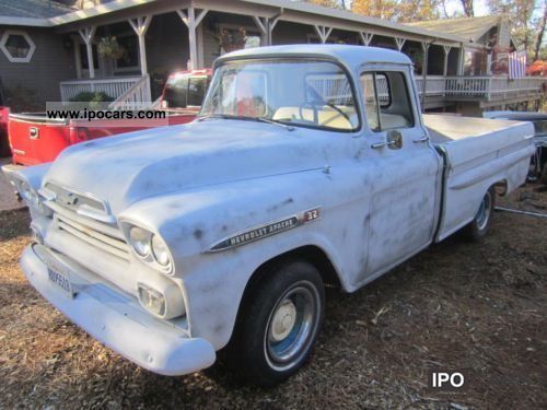 1959 Chevrolet  Apache fleet side pickup Off-road Vehicle/Pickup Truck Used vehicle photo