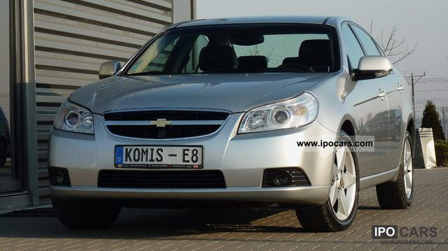 2007 Chevrolet  Epica 2.0 VCDI Skory climate control Limousine Used vehicle photo