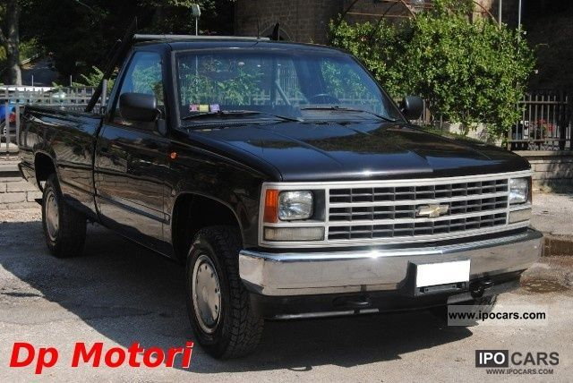 1990 Chevrolet  2500 Pick-up Limousine Used vehicle photo
