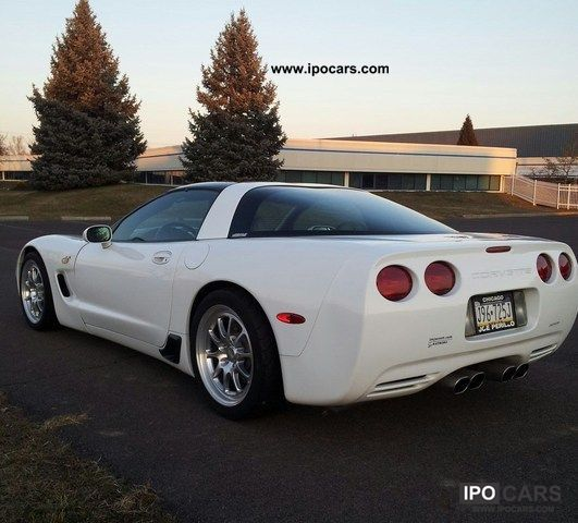 1998 Chevrolet Corvette Automatic