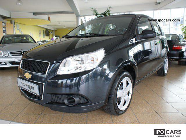 2011 Chevrolet  Aveo 1.4 SE Air Radio / CD MP3 elFH ZVFB Small Car Used vehicle photo