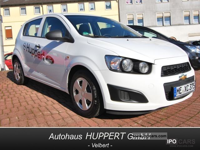 2011 Chevrolet  Aveo 1.2 LS New Model CD Radio, Central Locking, Cruise Control Small Car Demonstration Vehicle photo