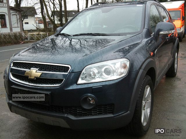 2008 Chevrolet  Captiva 2.4 4WD Off-road Vehicle/Pickup Truck Used vehicle photo