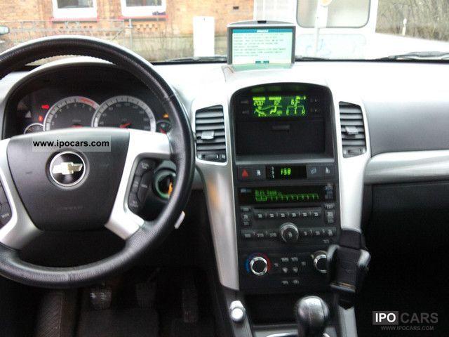 2008 Chevrolet Captiva 24 4WD  Car Photo and Specs