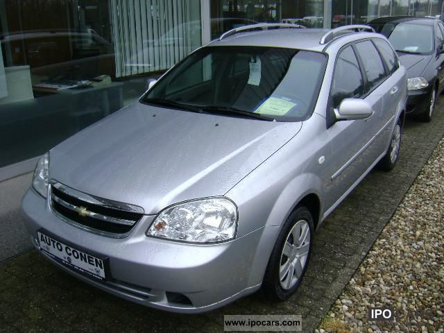 2008 Chevrolet  Nubira Kombi 2.0 D DIESEL * TOP * ** Estate Car Used vehicle photo