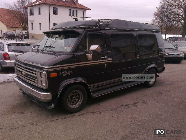 Chevrolet Express Van Awd To 4x4 Conversion Expedition Autos Post