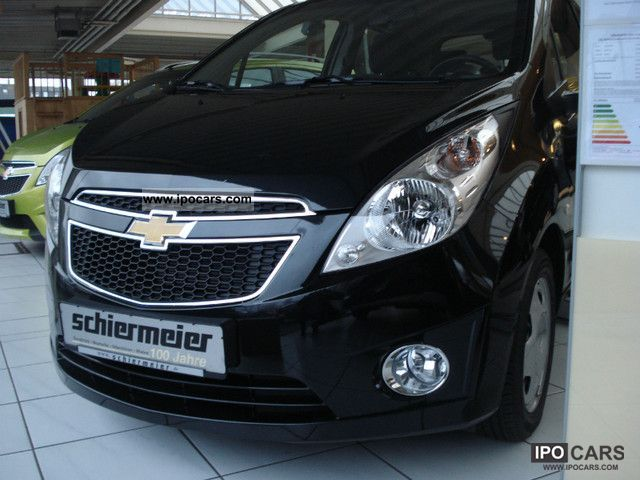 2012 Chevrolet  Spark LS 5 door. Limousine Demonstration Vehicle photo