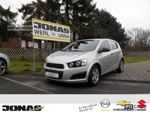 2011 Chevrolet  Aveo 1.2 LS month. for only 65, - € * 1.90% Small Car Pre-Registration photo