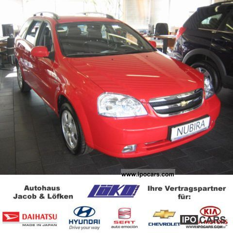 2009 Chevrolet  Nubira 1.8 CDX Estate Estate Car Used vehicle photo
