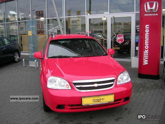 2010 Chevrolet  1.6 Kombi Nubira SX Estate Car Used vehicle photo