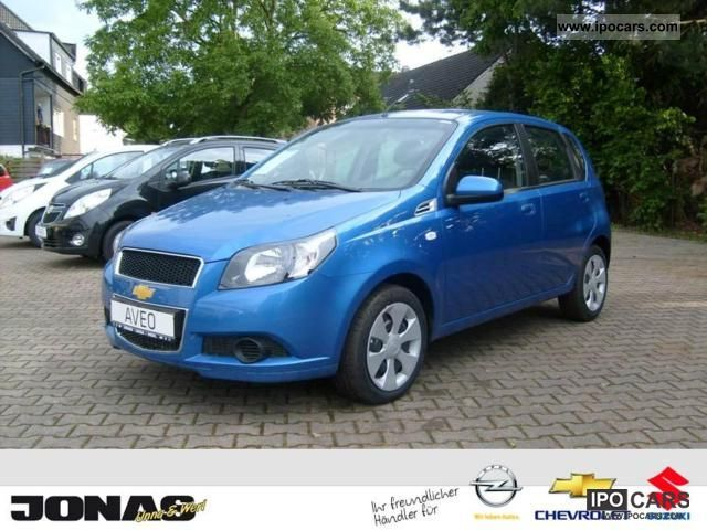 2011 Chevrolet  Aveo 1.2 LS month. for only 109, - € * no down payment Small Car Pre-Registration photo
