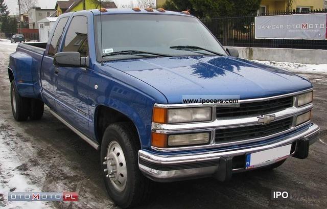 1997 Chevrolet  Silverado GMC 3500 6.5 TD 200KM! Off-road Vehicle/Pickup Truck Used vehicle photo