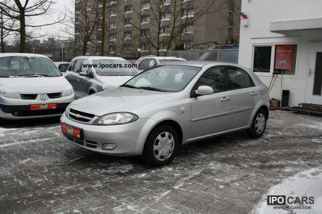 Chevrolet  Lacetti 1.6 SX Gas Edition 1.Hand, checkbook 2009 Liquefied Petroleum Gas Cars (LPG, GPL, propane) photo