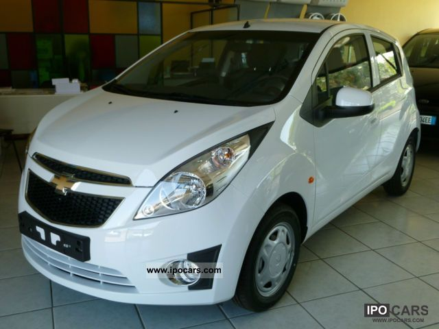 2008 Chevrolet  Spark 1.0 LS 16V Small Car New vehicle photo