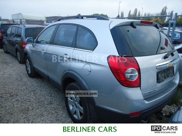 2006 Chevrolet  Captiva 2.4 5 SEATS TOP CONDITION WITH DVD Off-road Vehicle/Pickup Truck Used vehicle photo
