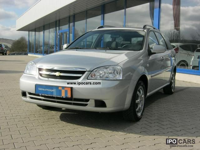 2008 Chevrolet  Nubira 1.6 SE Estate Car Used vehicle photo