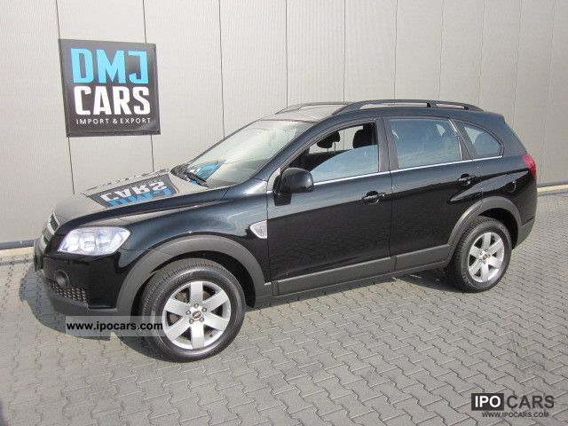 2007 Chevrolet  Captiva 2.4 2WD 7 seater NAVI!! BURRY! AIR! Off-road Vehicle/Pickup Truck Used vehicle photo