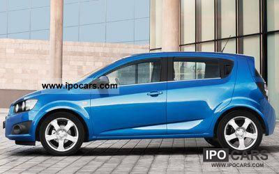 2011 Chevrolet  Aveo 1.2 LS Limousine New vehicle photo