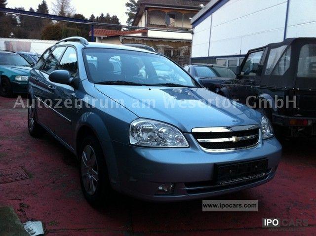 2009 Chevrolet  Nubira 1.6 Kombi, climate control, HU / AU new, 8-fold Estate Car Used vehicle photo