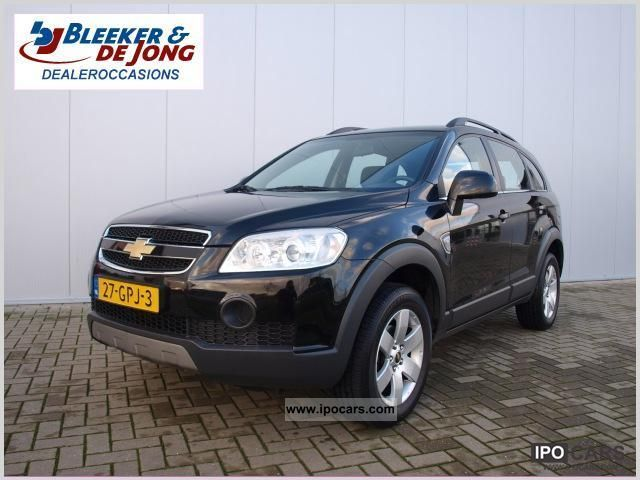 2008 Chevrolet  Captiva 2.0 VDCi STYLE AIRCO-PDC-AUDIO Off-road Vehicle/Pickup Truck Used vehicle photo