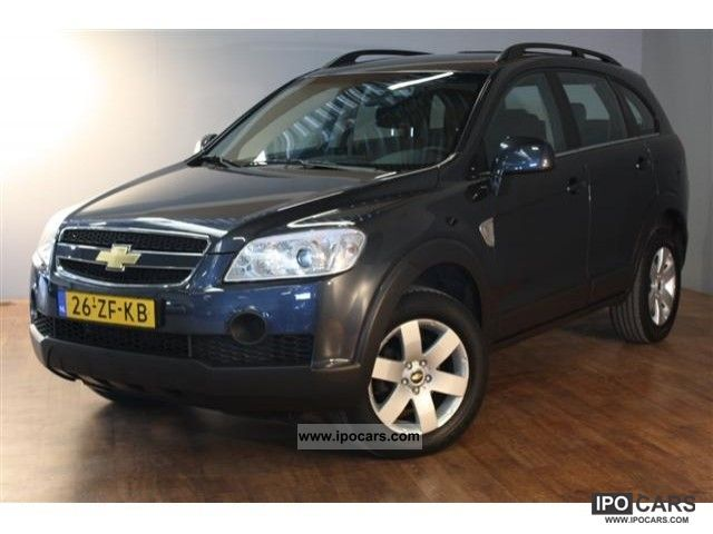 2008 Chevrolet  Captiva 2.4 2WD 7 STYLE ROOM Off-road Vehicle/Pickup Truck Used vehicle photo