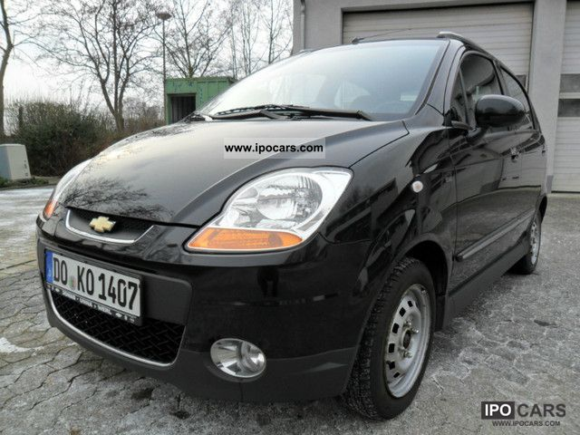 Chevrolet  Matiz SE, lpg, chrome package, TOP 2010 Liquefied Petroleum Gas Cars (LPG, GPL, propane) photo