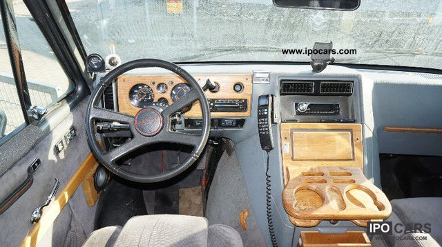 1988 Chevrolet Chevy Van With Gas Facility At