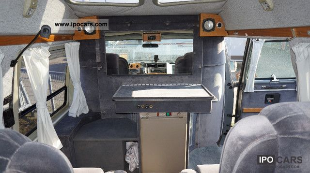 1988 Chevrolet Chevy van with gas facility ** ** AT ** Engine 3000