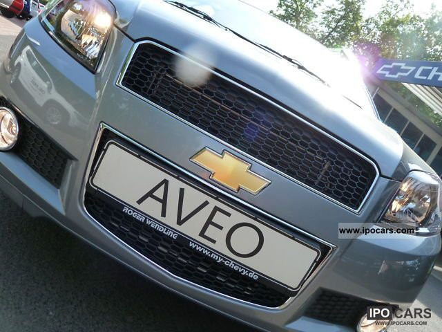 2011 Chevrolet  Aveo 1.4 LT MODEL 2011 FACTORY WARRANTY Small Car Demonstration Vehicle photo